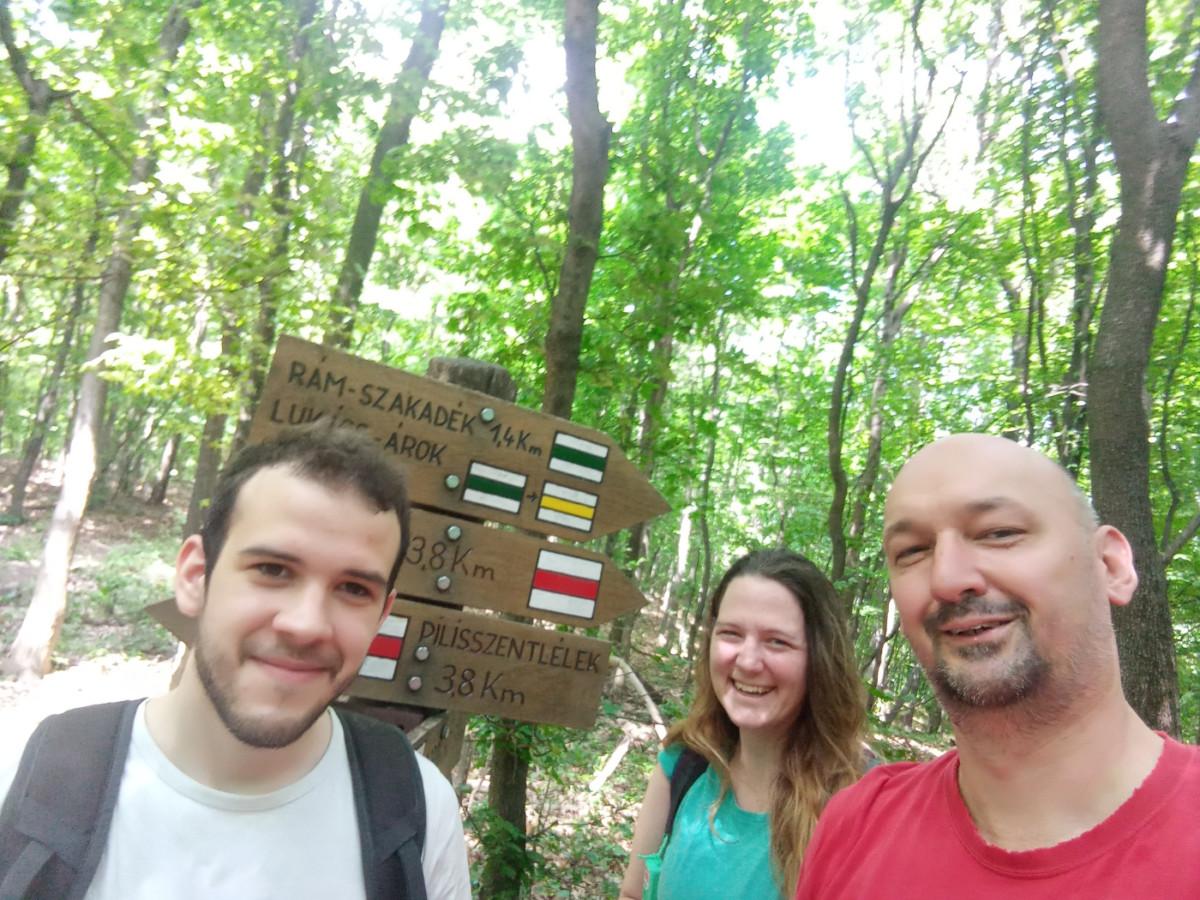 3. nap, Esztergom–Dömös